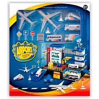 Игровой набор City Parking Аэропорт, Dave Toys