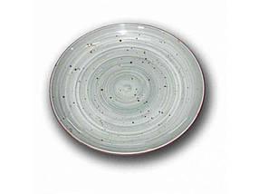"""Тарелка мелкая без борта d=270 мм Олива в упаковке 6 шт """"Farn"""""""
