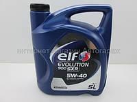 Масло моторное ELF EVOLUTION 900 SXR 5L ACEA A3/B4 SL/CF Renault RN0700/RN0710