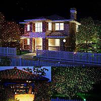 """Праздничное освещение """"Звездное мерцание"""" Новогодняя иллюминация Лазерный свет , фото 1"""