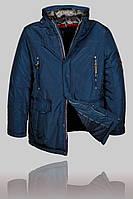 Зимняя мужская куртка Black Vinyl