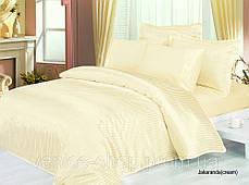 Комплект постельного белья Le Vele silk-satin jakkaranda-cream
