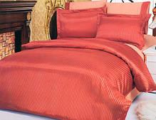 Комплект постельного белья Le Vele silk-satin jakkaranda-teracotta