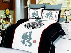 Комплект постельного белья Le vele полуторный zen