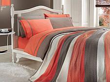 Комплект постельного белья First choice с вязанным покрывалом