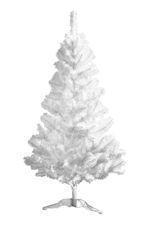 Елка хвойная «Лесная красавица» белая 1,6