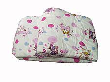 Теплое детское полуторное одеяло тм Le Vele