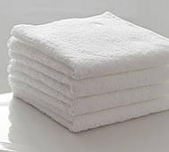 Белое отельное полотенце сауна 90-150 см тм Le Vele