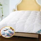 Пуховое Одеяло Le Vele  Goose Down 155-215 см.