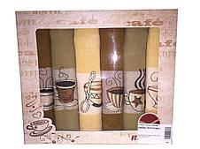 Набор вафельных кухонных полотенец