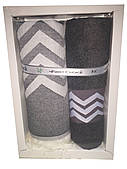 Набор бамбуковых полотенец для пляжа и сауны