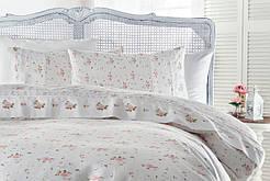 Комплект постельного  белья от тм Gellin Home Roza (rose)