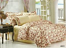 Комплект постельного белья Le Vele silk-satin Amber