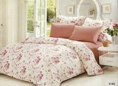 Комплект постельного белья Le Vele silk-satin Nina