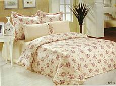 Комплект постельного белья Le Vele silk-satin April