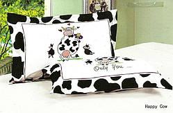 Детские наволочки Le Vele 50-70 c коровой