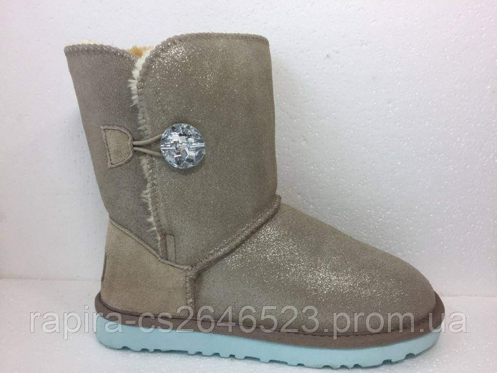 2d012e19374 official store ugg bailey button bling leather i do f2fea d2911