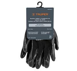 Перчатки нитриловые/нейлоновые маленькие Truper Мексика