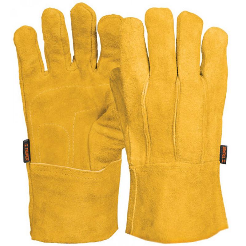 Перчатки кожаные большие Truper Мексика