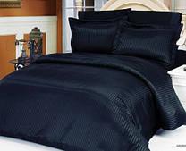Комплект постельного белья Le Vele silk-satin jakkaranda-black