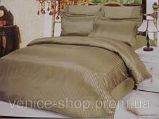 Комплект постельного белья Le Vele silk-satin jakkaranda-moose