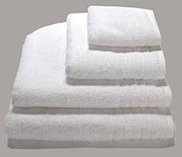 Полотенца белые для лица 50-100см