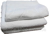 Банные белые полотенца от Le Vele