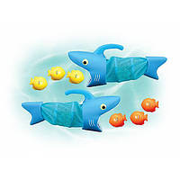 Водная игра Melissa Doug Акула поймай рыбку MD6664