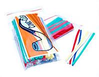 Ерши для чистки трубок, 100 шт.уп., цветные, Арт.01239