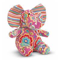 Детская игрушка Melissa Doug Слоник Салли,Beeposh MD7157
