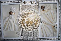 Скатерть  Armeda 160-220 см ванильного цвета