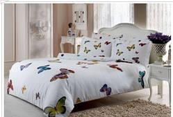 """Комплект постельного белья """"Tivolyo Home""""  евро размера"""