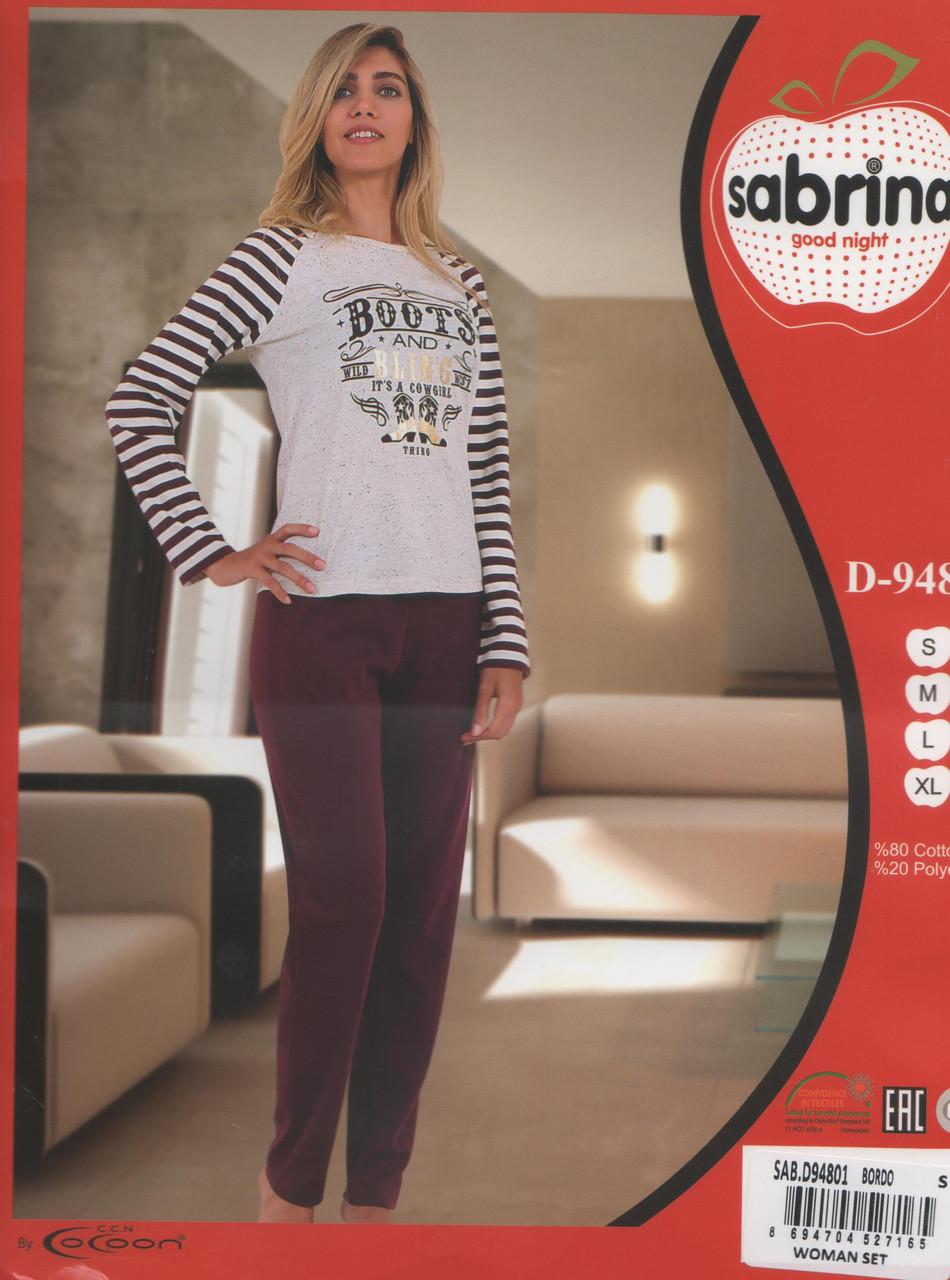 Піжама жіноча Sabrina Туреччина