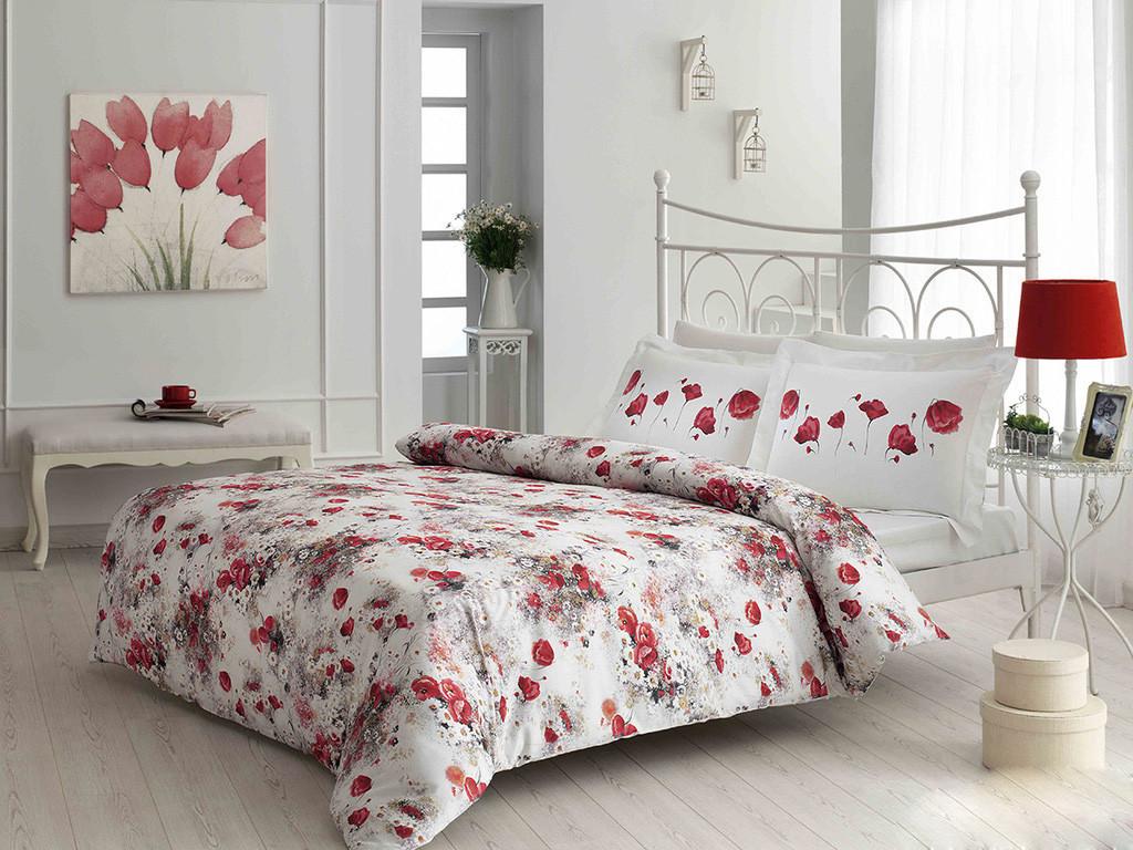 Комплект постельного белья Tivolyo Home  полуторный Laila