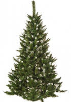 Елки Иголки Европейская Рождественская белая 1,90 м (E70419)