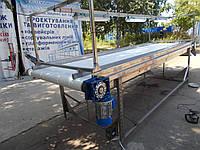 Конвеер инспекционный (инспекционный стол)