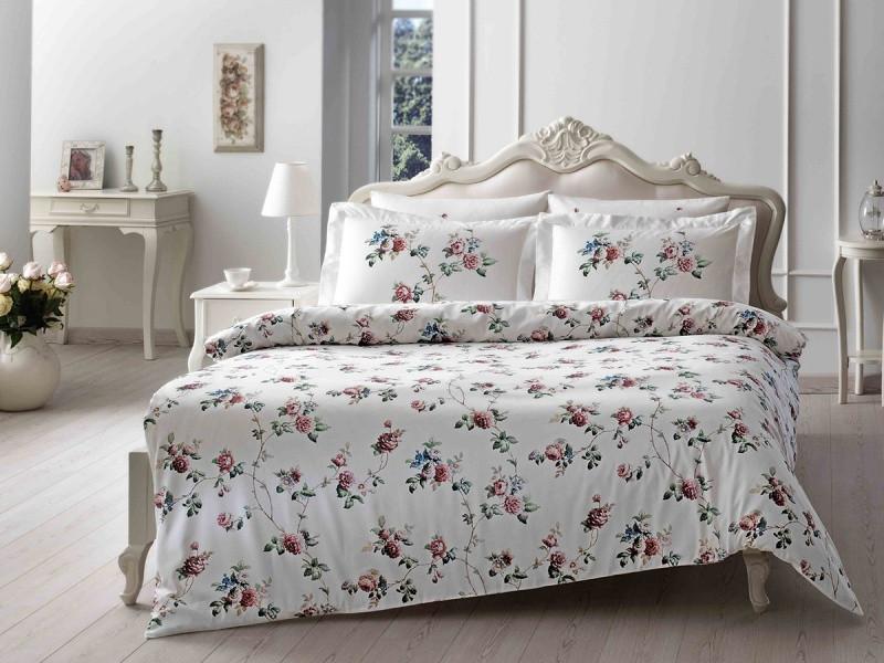 Комплект постільної білизни Tivolyo Home євро розміру Roseland