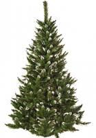 Елка Ёлки иголки «Европейская Рождественская» белая 2,5 м