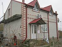 Загородный дом на берегу в Херсоской области (с.Забарино)