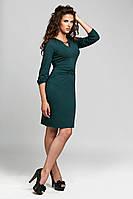 Элегантное платье полуприлегающего силуэта. , фото 1