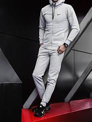Зимний спортивный костюм Nike (Найк) с начесом