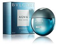 Мужская туалетная вода  Bvlgari Aqva Pour Homme Toniq 100ml