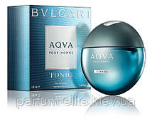 Чоловіча туалетна вода Bvlgari Aqva Pour Homme Toniq 100ml
