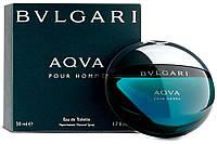 Мужская туалетная вода Bvlgari Aqva Pour Homme 50ml