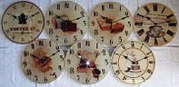 Часы настенные кухонные  RL-308