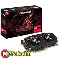 Видеокарта AMD Radeon RX 580 4GB GDDR5 Red Dragon PowerColor (AXRX 580 4GBD5-3DHDV2/OC)