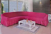 Чехол на стандартный угловой диван Тм Karven