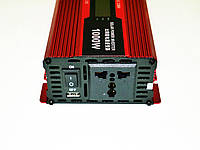 Power Inverter UKC 1000W KC-1000D с LCD дисплеем, фото 2