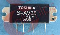 ВЧ усилитель Toshiba S-AV35 Module