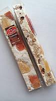 Нуга белая с арахисом  и сухофруктами Sir Charles  Италия 100г